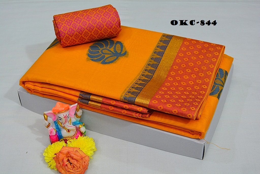 Cora Cotton Sarees  1