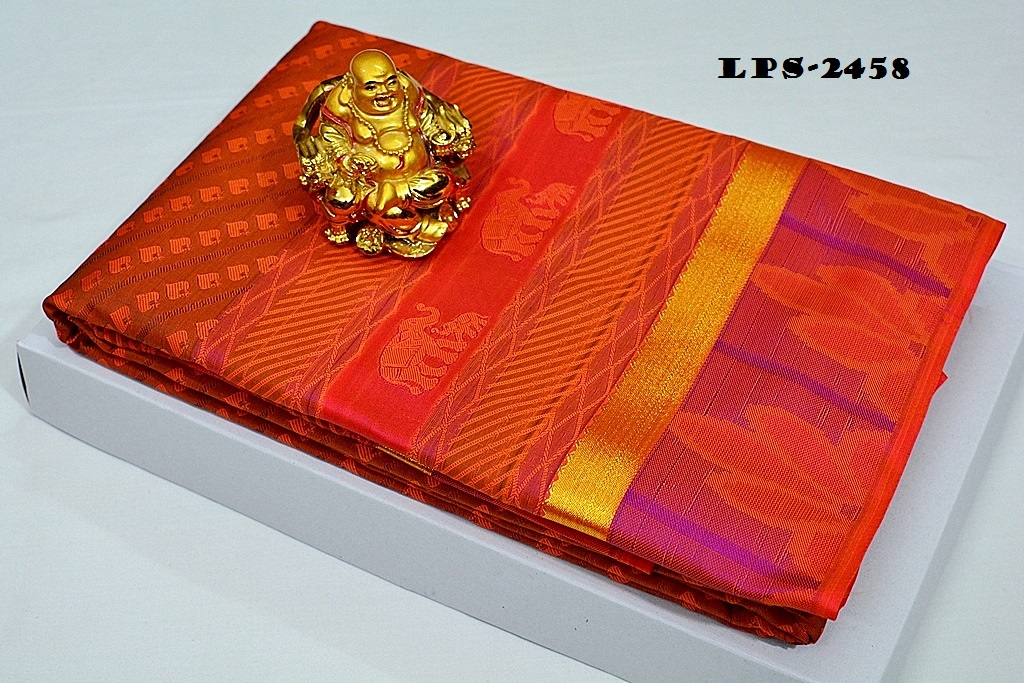 Kanchipuram art silk sarees 1