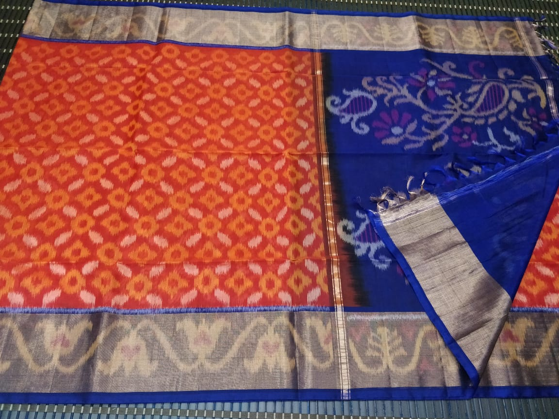 Handloom Silk Cotton  1