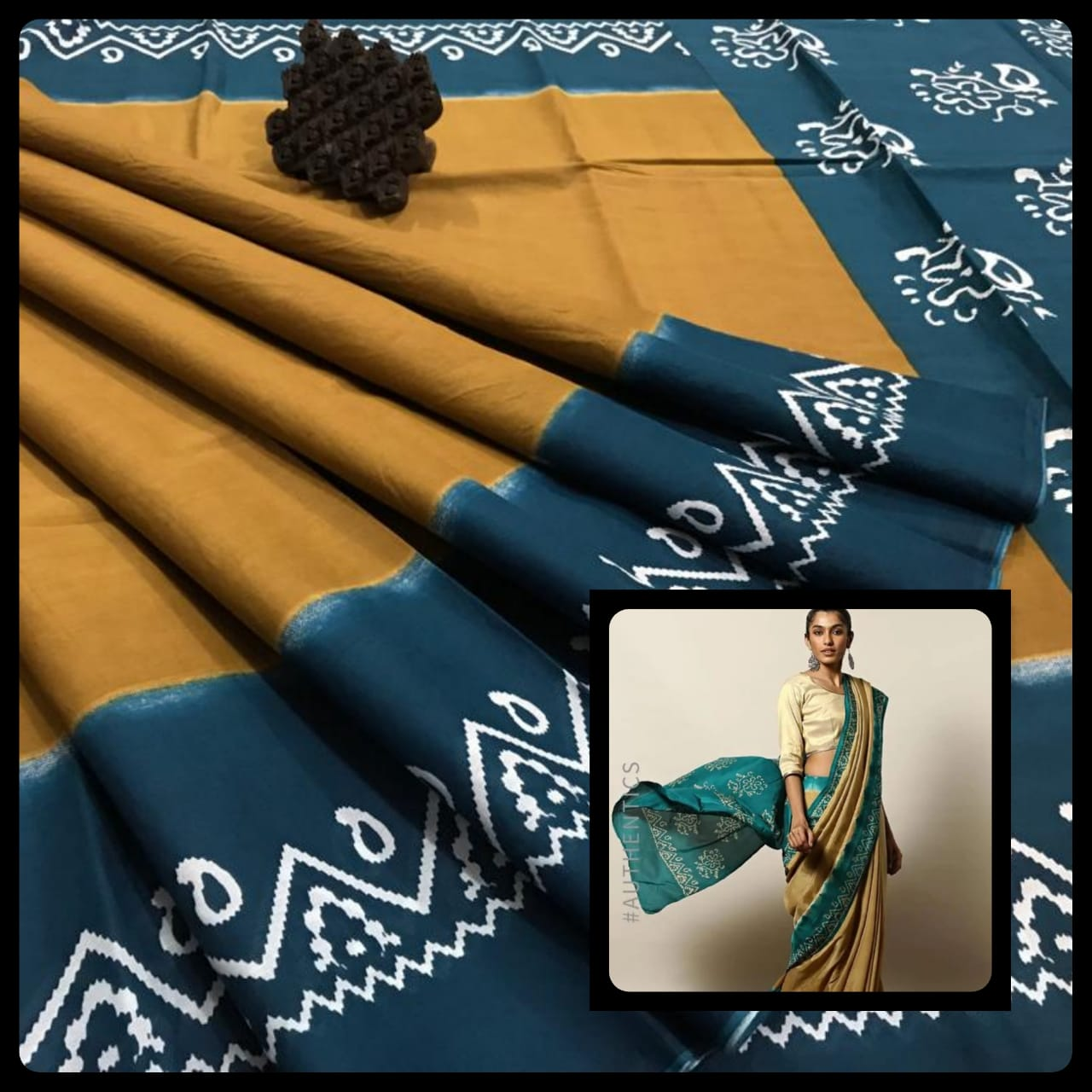 Soft Cotton Sarees 1