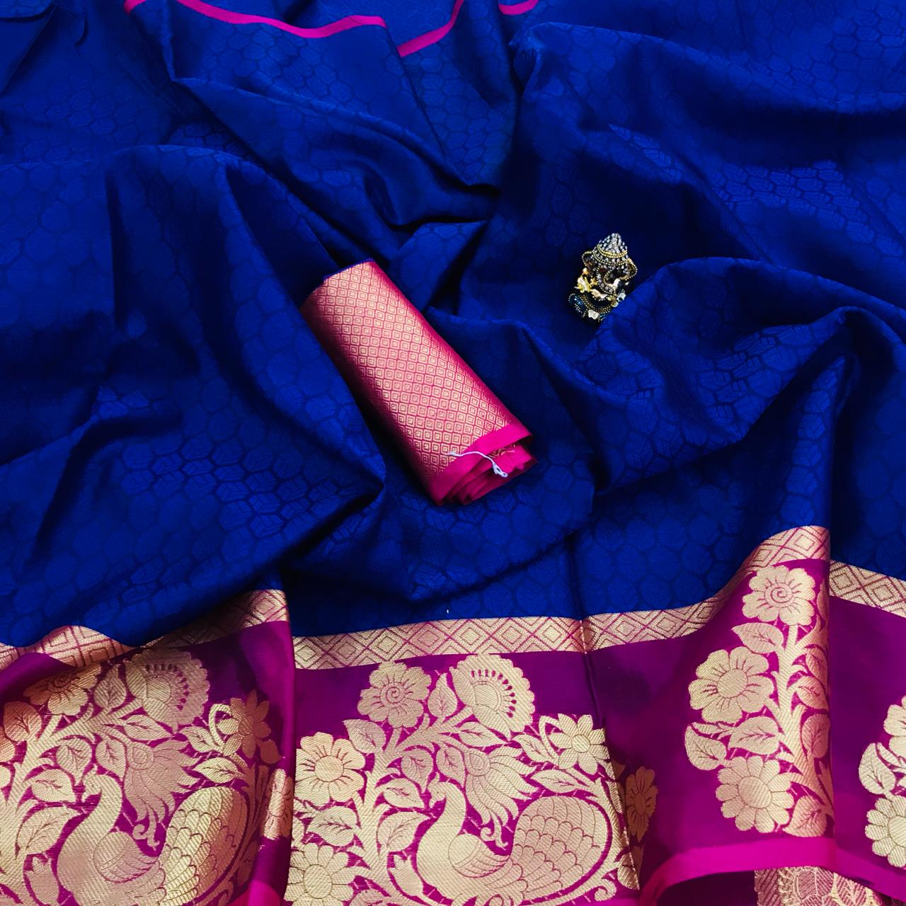 Rich Banarasi Saree 1