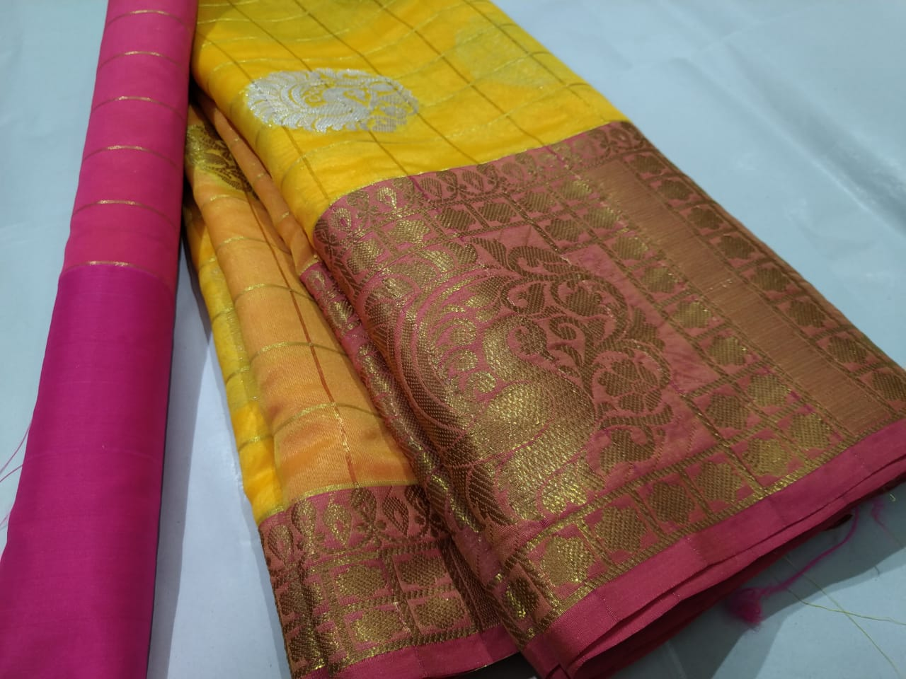 Muslin Soft  Silk Saree 2