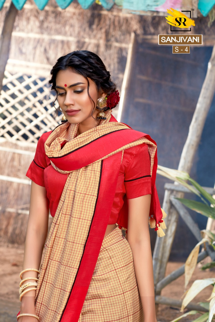 Pure Cotton Sarees  1