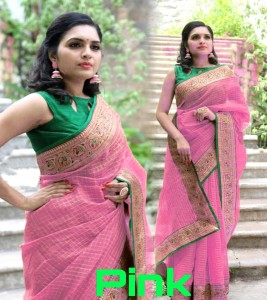 Heavy Cotton Saree