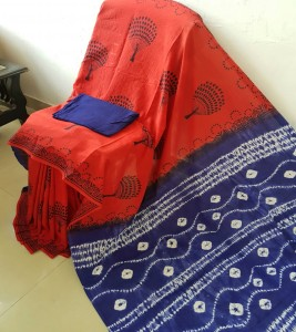 Mul mul cotton Sarees