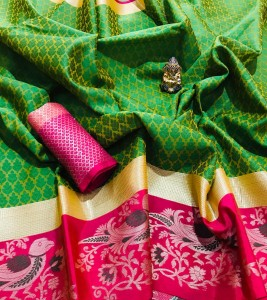 Rich Banarasi Saree