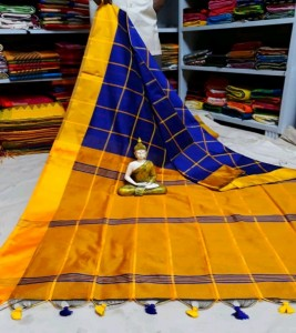 Handloom Silk Cotton