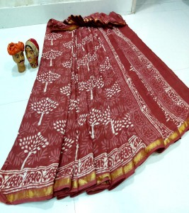 Mul Mul Cotton Saree