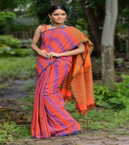 Khadi Cotton Sarees