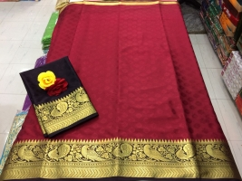 Colorful Benny Crepe Sarees