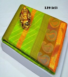 Kanchipuram art silk sarees