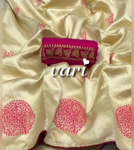 Paper Silk saree